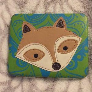 Raccoon wallet